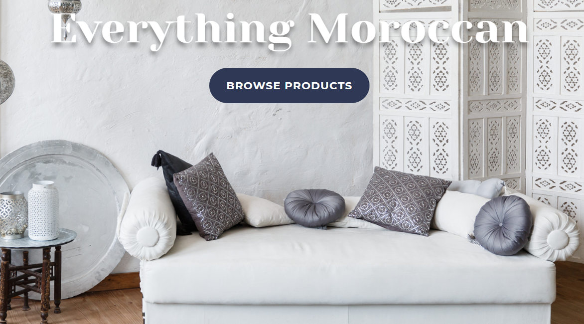 Everything Moroccan